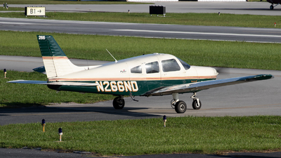 N266ND - Piper PA-28-161 Warrior III - Private