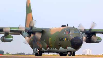 1305 - Lockheed C-130H Hercules - Taiwan - Air Force