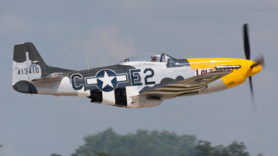 N51TK - North American P-51D Mustang - Private