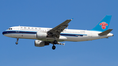 B-2406 - Airbus A320-214 - China Southern Airlines