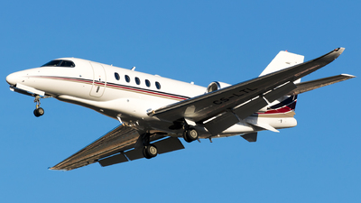 CS-LTL - Cessna Citation Latitude - NetJets Europe