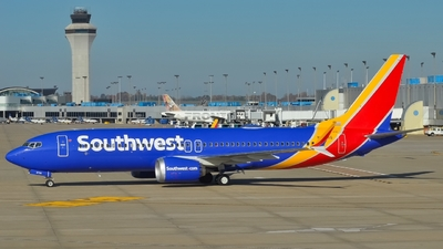 N8705Q - Boeing 737-8 MAX - Southwest Airlines