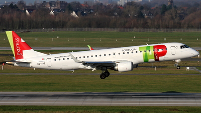 CS-TPS - Embraer 190-100LR - TAP Express