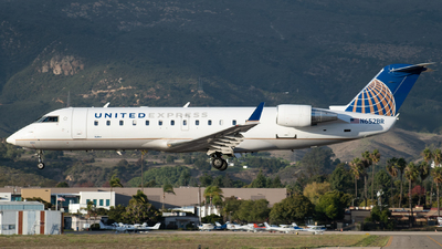 N652BR - Bombardier CRJ-200ER - United Express (SkyWest Airlines)