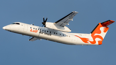 C-FOAI - Bombardier Dash 8-Q314 - Air Inuit