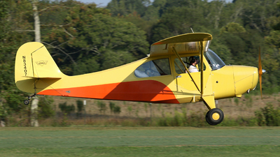 N83407 - Aeronca 7AC Champion - Private