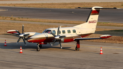 N448CA - Piper PA-42-1000 Cheyenne 400LS - Tango-Lima Aviation