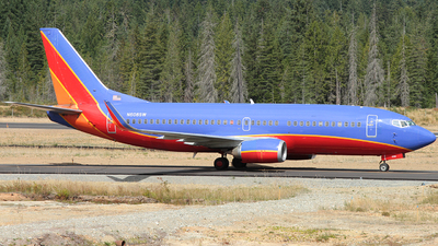 N608SW - Boeing 737-3H4 - Coulson Flying Tankers
