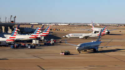 KDFW - Airport - Ramp