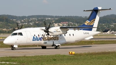 G-BYHG - Dornier Do-328-110 - Blue Islands