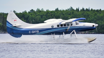 C-GHYB - De Havilland Canada DHC-3 Otter - Blue Water Aviation Services