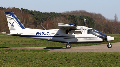 PH-SLC - Partenavia P.68 Observer - Slagboom & Peeters Aerial Photography