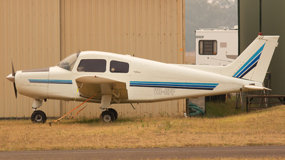 VH-CFF - Beechcraft AT-6C - Private