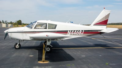 N4468J - Piper PA-28-140 Cherokee - Private