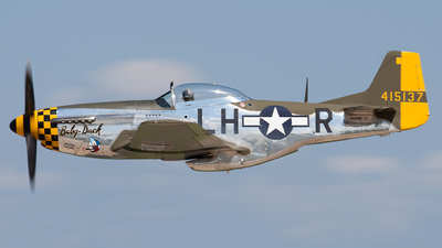 N251PW - North American P-51D Mustang - Private