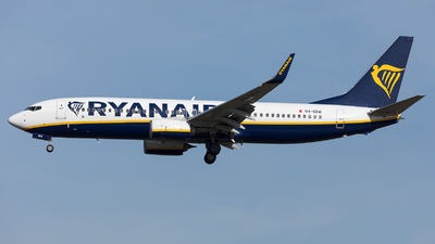 9H-QDW - Boeing 737-8AS - Ryanair