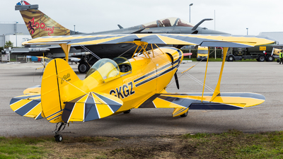F-GKGZ - Pitts S-2A Special - Private