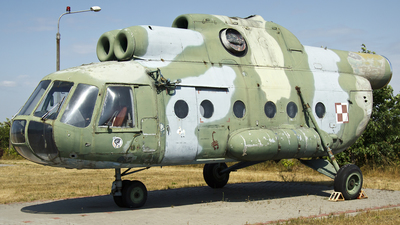 625 - Mil Mi-8 Hip - Poland - Air Force