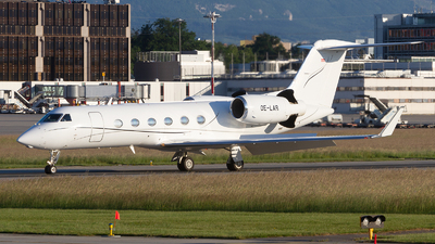 OE-LAR - Gulfstream G450 - Private