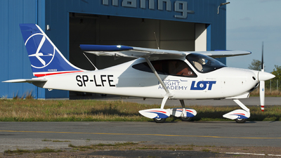 SP-LFE - Tecnam P2008JC - LOT Flight Academy