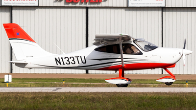 N133TU - Tecnam P2008 - Private