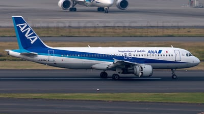 JA8394 - Airbus A320-211 - All Nippon Airways (ANA)