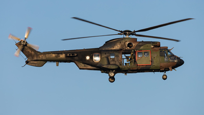 S-440 - Eurocopter AS 532U2 Cougar - Netherlands - Royal Air Force