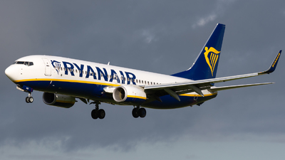 EI-GDC - Boeing 737-8AS - Ryanair