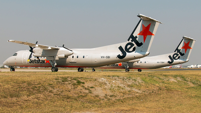 VH-SBI - Bombardier Dash 8-Q315 - Jetstar Airways (Eastern Australia Airlines)