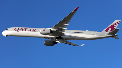 A7-ANK - Airbus A350-1041 - Qatar Airways