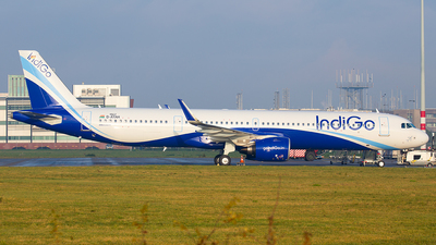 D-AYAH - Airbus A321-271NX - IndiGo Airlines