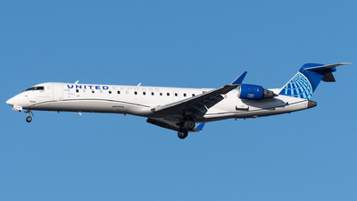 N535GJ - Bombardier CRJ-550 - United Express (GoJet Airlines)