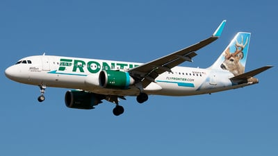N301FR - Airbus A320-251N - Frontier Airlines
