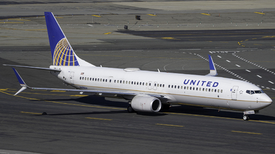 N69824 - Boeing 737-924ER - United Airlines