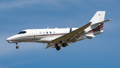 N506QS - Cessna Citation Latitude - NetJets Aviation