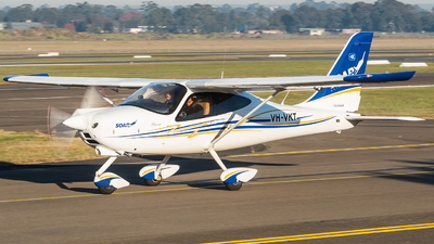 VH-VKT - Tecnam P2008 - Soar Aviation