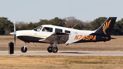 N745PA - Piper PA-28-181 Archer - AeroGuard Flight 88彩票吧官网