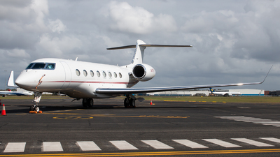 N47TR - Gulfstream G650 - Private
