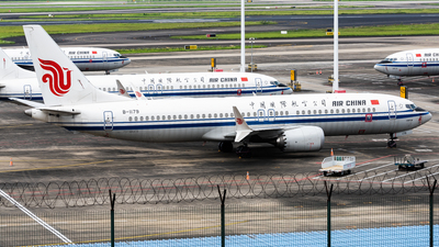 B-1179 - Boeing 737-8 MAX - Air China