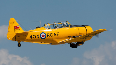 CF-VFG - Canadian Car and Foundry Harvard Mk.IV - Private