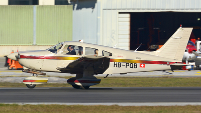 HB-PQB - Piper PA-28-181 Archer II - Private