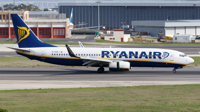 EI-EVN - Boeing 737-8AS - Ryanair