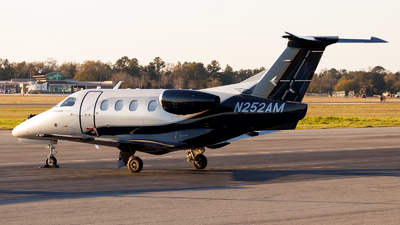 N252AM - Embraer 500 Phenom 100EV - Air Castle