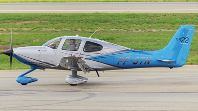 PP-STN - Cirrus SR22 Grand - Private