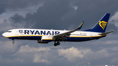 EI-DHC - Boeing 737-8AS - Ryanair