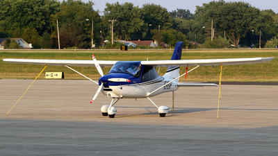 N545AP - Tecnam P2008 - Private