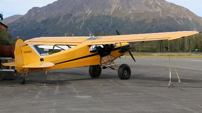 N1258C - Piper PA-18-135 Super Cub - Private