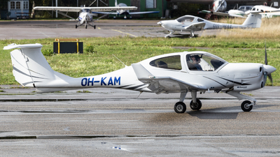 OH-KAM - Diamond DA-40 Diamond Star - Private