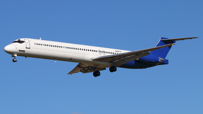 N807TR - McDonnell Douglas MD-83 - World Atlantic Airlines