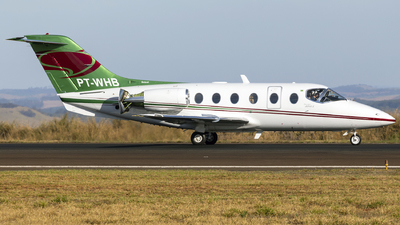 PT-WHB - Beechcraft 400A Beechjet - Private